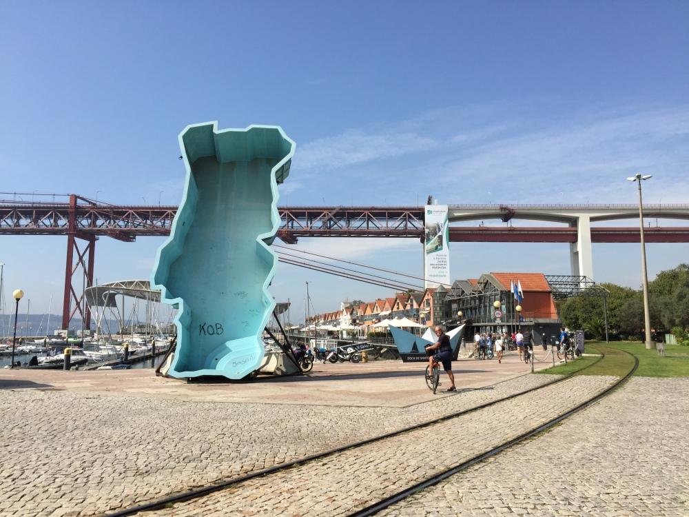 lizbon marina