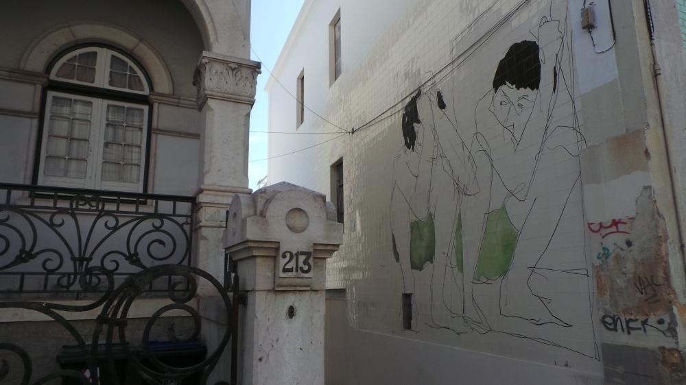 lizbon street art