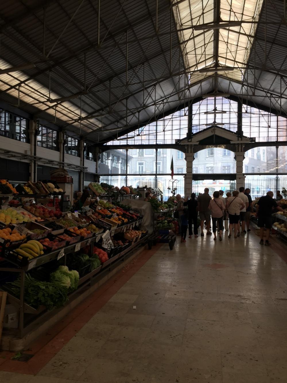 lizbon timeout market
